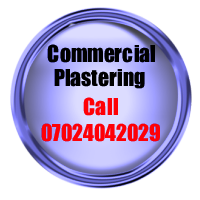 commercial plastering manchester T 07024042029
